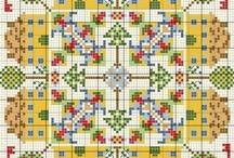 Needlework Patterns / by Laryn Henson