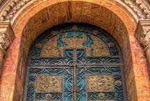 Doors / by Tammy Marshall