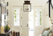 Foyer Inspirations / by Lisa Del Rio