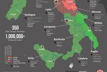 Mapas, maps, cartes, mappe, karten.... / by Fran Soler