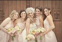 Mix and Match Bridesmaids / by Joielle