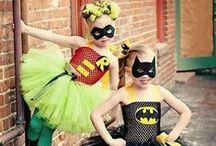 Party idea ❤ Superhero