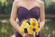Pretty Purples / Shop Joielle to find the perfect dress for weddings and any special occasion! www.shopjoielle.com