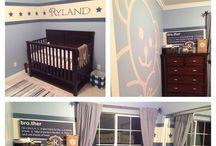Ryland's room / by Lyssa Rollolazo