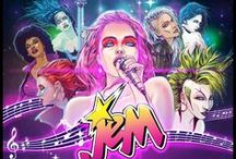 Jem and the Holograms / by K. Latham
