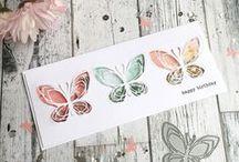 Cards Made by Justine / Cards made by Justine @ justinehovey.com