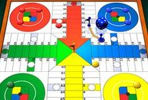 Board games / Ludo Parchis 3D - the best version of Parchis 3D board game