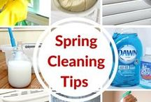 Laundry & Cleaning Tips (mostly chemical-free) / Cleaning needs to be as simple & stress-free as possible. I try to only use White distilled vinegar and Sals Suds for everything.  Working towards a chemical-free home.