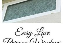 DIY Projects / My entire DIY Project to-do list all in one place.