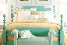 Home Decor / Ways to spruce up your home.