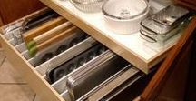 Organization / Easy ways to make your life organized and clutter free.