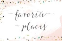 Favorite Places