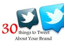Twitter - Social Media / Great articles about Twitter and how to use it for your business. #socialmedia / by TenaMoore.com