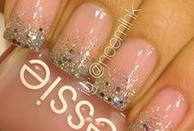 Nails / Nail color and design ideas / by Lisa Taylor