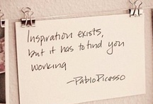 Inspiration / by Kaia Hassel