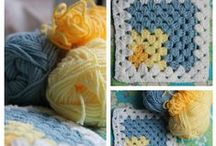 Knit & Crochet  / by Anna Lawlor
