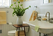 bathrooms / by Beth O'Donnell
