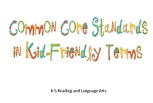 The Classroom - Common Core / by Kaia Hassel