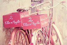 i want to ride my bicycle / by The Spotted Olive • Invitations & Stationery Design