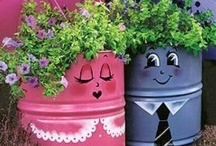 Container Gardening / by Ellisha