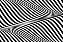 illustrations, illusions, and posters