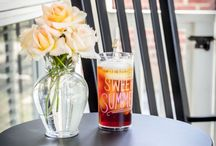 Summer / Pools, lakes, beach days, swimsuits, iced tea, popsicles, and ways to keep you cool all summer long! www.sweetteasweetie.com