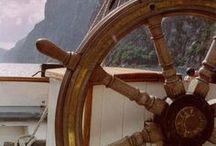 Sail the Seas / Ships, Boats, etc / by Ellisha