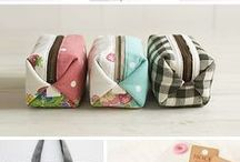 Sewing - Bags / Tutorials and ideas for a variety of bags  / by Lisa Taylor