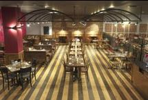 Zizzi Manchester Piccadilly / The all new Zizzi Manchester Piccadilly features designs by Ricardo Bessa and takes inspiration from Piccadilly station. Find us on Piccadilly Gardens, M1 1LU. http://www.zizzi.co.uk/venue/index/manchester-piccadilly