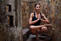 Yoga / Gayatri Mantra / by Victoria .V 🍄