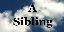 Loss of a Sibling / In memory of a precious Brother or Sister that has gone too soon. Losing a sibling is losing a part of your history and future, it can leave a hole in your heart like no other. This board features loss of sibling quotes, articles, artwork, and sympathy gift ideas for those grieving the loss of their brother or sister.