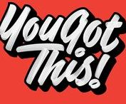 HAND DRAWN TYPE | LETTERING / Hand drawn type. Graphic Design. Lettering
