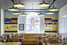 Zizzi Hereford / Located in Hereford's exciting re-development of the Cattle Market - Zizzi Hereford is a contemporary and stylish restaurant offering a fantastic menu with exceptional service. Our talented team of designers have taken inspiration from the local area - you'll be able to spot design elements eluding to the Forest of Dean and the local farming trade. http://www.zizzi.co.uk/venue/index/hereford