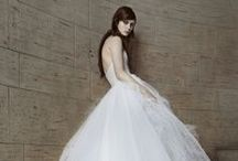 Vera Wang Spring 2015 / Lightness of Being: Delicate and Disciplined. Sensual and Seductive.