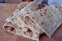 Traditional recipes for bread (around the world) / bread recipes from different countries