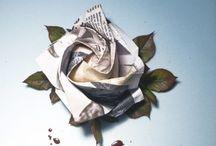 Origami Style / Originali creazioni in origami utilizzate per la realizzazione di campagne di comunicazione https://alessiabottaccio.wordpress.com/portfolio/origami-style/