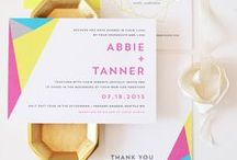 Paper Goods / Favorite paper goods designers + greeting cards + ephemera. Pretty invitation suites + snazzy business cards. A dash of paper crafts.