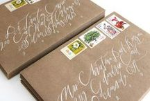 Send More Mail / Snail mail DIYs and tools for making mail easier + more fun to send