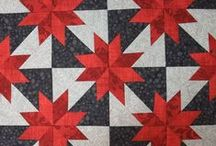 hunters star quilts / by Beth O'Donnell