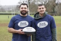Rugby training day with Jonny May & Alex Corbisiero / As part of our #ZizziTacklesCancer campaign, Chipstead Rugby Club enjoyed a pro rugby training session with rugby stars Jonny May & Alex Corbisiero!The U17s team worked hard under the guidance of Jonny & Alex, then enjoyed a well earned Zizzi treat after the training!