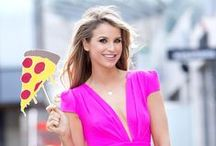 Vogue Williams visits Zizzi / Irish DJ and television personality, Vogue Williams, visits Zizzi Dundrum Town Centre to celebrate the first Zizzi restaurant in Ireland.