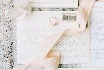Envelopes // Sarah Ann Design / Custom and semi-custom wedding invitation suites crafted with calligraphic detail. Wedding invitation suite design, custom wedding invitations, heirloom wedding stationery.
