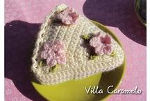 Pasteles a Crochet