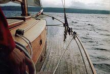 Dream to Sail  / by Tabbitha