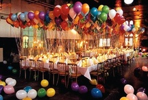 Party Ideas / by Angie Arrich