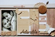Pages - Scrapbooking Layout