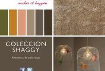 COLECCION SHAGGY / Te invitamos a ver diferentes ideas de clientes, diseñadores, arquitectos que fuimos desarrollando en conjunto , utilizando nuestra Coleccion Shaggy - alfombras de pelo largo - . Más en www.designcarpets.com.ar