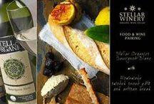 Stellar Organic Food & Wine Pairings