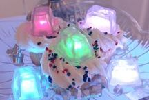 Edibles + Lights = YUM / Delicious stuff to combine with our LED bar accessories! NOM NOM NOM
