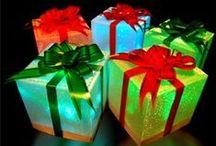 Christmas Lights & Crafts